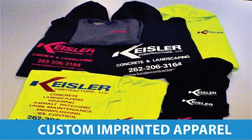 Custom Imprinted Apparel