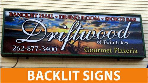 Backlit Signs