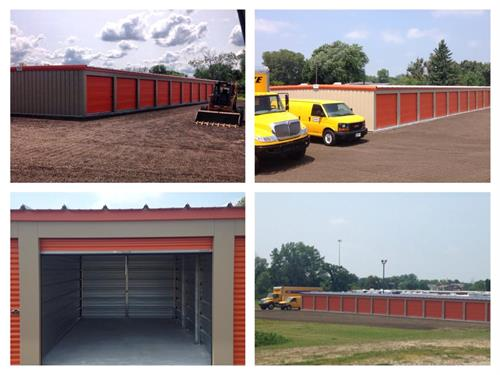 Picture of our latest addition to Antioch Storage July 2014
