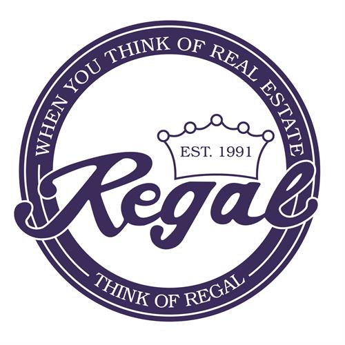 When you think of real estate, think of Regal.