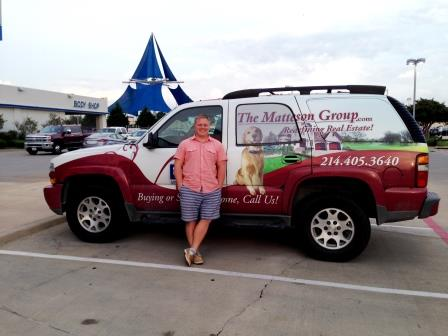 7 years around Rockwall in the TMG Mobile