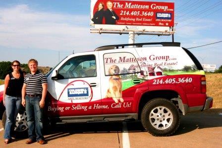 The TMG billboard