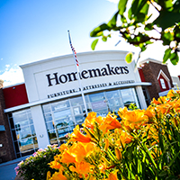 Find the largest selection of furniture, mattresses and accessories at the lowest prices at Homemakers!