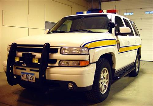 Conley Group Incident Command Vehicle