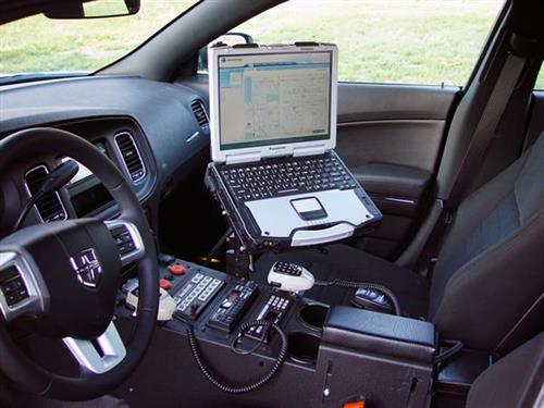 Conley Group Patrol Vehicle Interior Equipment