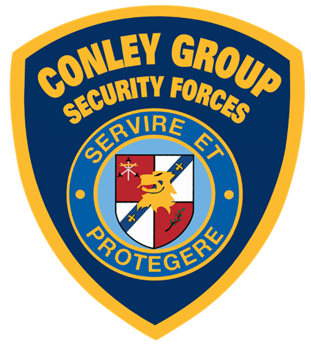 Conley Group Security Forces Logo