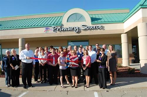 Ribbon Cutting Urbandale Chamber