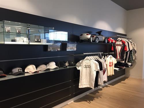 Audi Boutique