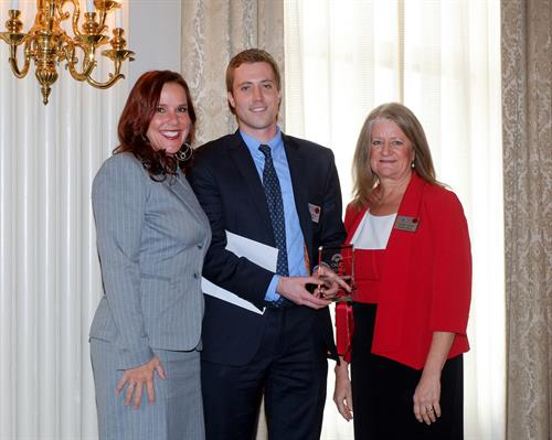 Ohio Statewide Development Corporation's 2014 Lender of the Year!