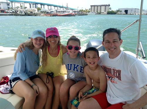All cruises are family & kid friendly!