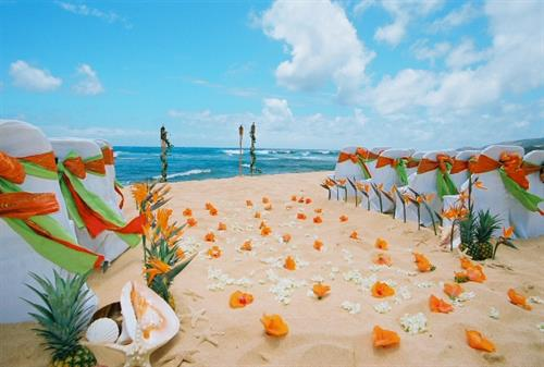 Extraordinary Beach Weddings.....