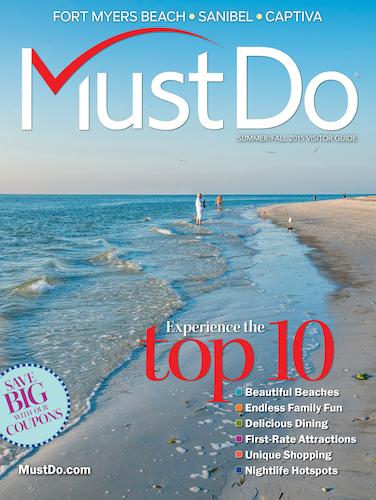 Must Do Fort Myers, Sanibel & Captiva Summer/Fall 2015