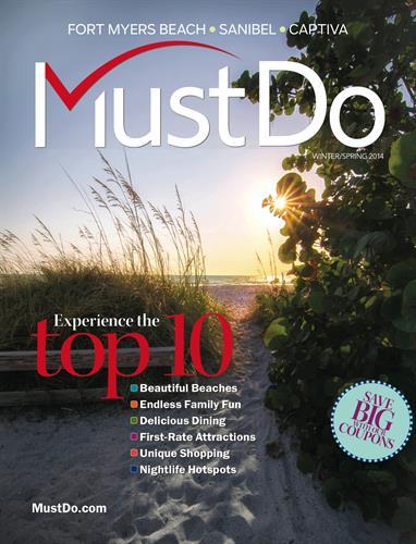 Must Do Fort Myers, Sanibel & Captiva Winter/Spring 2014