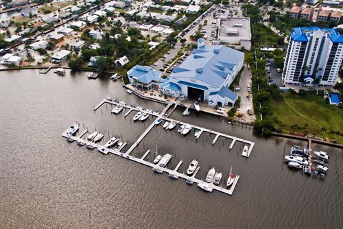 Southwest Florida's newest Marina facility