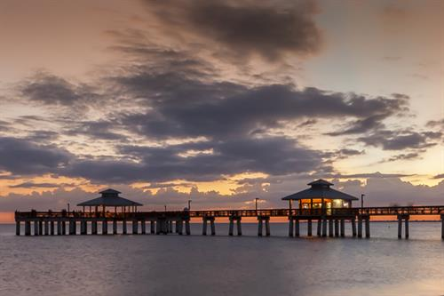 Fort Myers Beach pier
