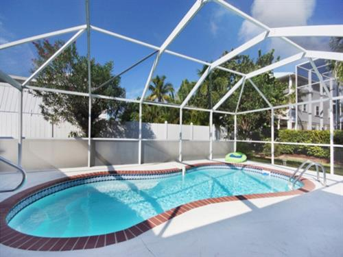 Lovely pool home located on the relaxing south end of Fort Myers Beach