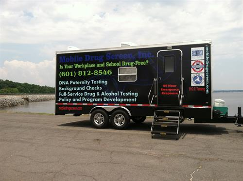 Mobile Drug Screen, Inc.