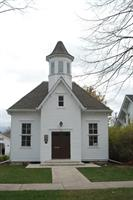 1896 one-room schoolhouse located at 103 S. Maple St.