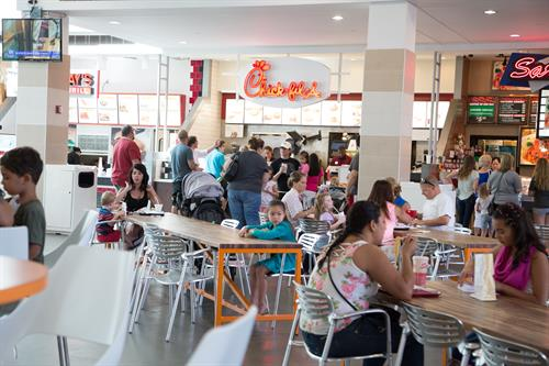 Oviedo Mall Food Court