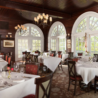 The award-winning Restaurant at Goodstone