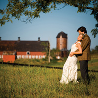 An elegant country wedding at Goodstone