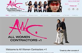All Women Contractors
