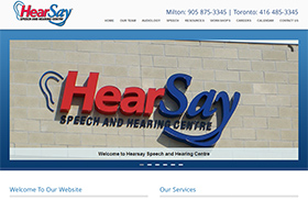 Hearsay Speech Therapists