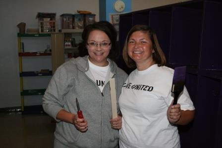 TRICOR United Way Day of Caring 2015