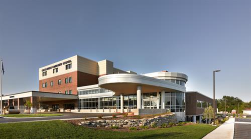 Columbus Community Hospital Surgery Center Addition