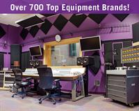 Over 700 Top Equipment Brands