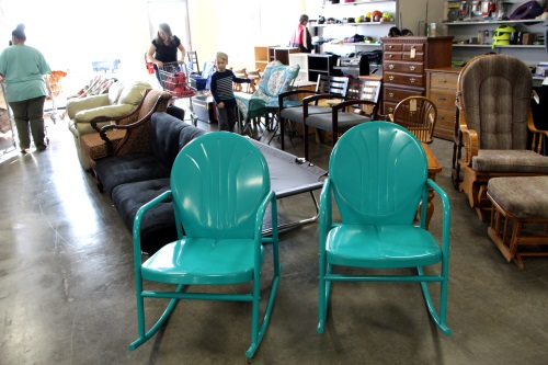 Shopping for furniture? Make Goodwill your first stop!