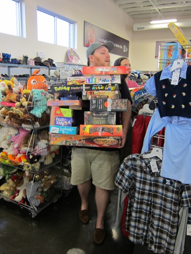 Fun family board games could be waiting for you at Goodwill!