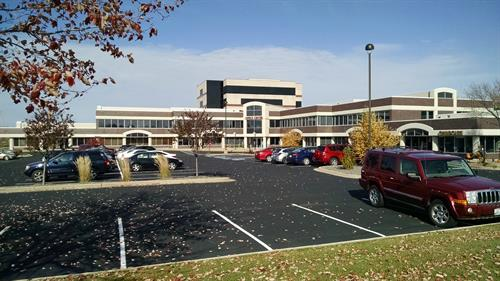 Ruekert & Mielke, Inc. is located at 258 Corporate Drive, near the intersection of Highway 30 and Stoughton Road.