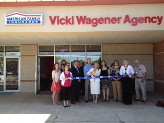 Chamber Ribbon Cutting 2013
