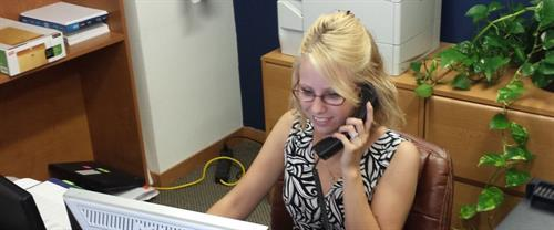 Calls On Call has the best receptionists.  They could be answering the phone for your business as well.
