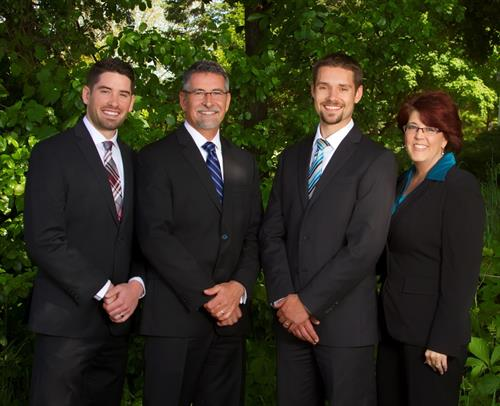 Welshire's Advising Team