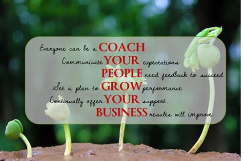 Build your business through people!