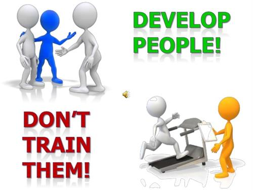 """People first approach to """"jump start"""" your professional career or personal growth objectives."""