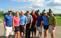 Our Neckerman sales team at our annual golf outing