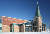 Blackhawk Church, Madison-New Construction