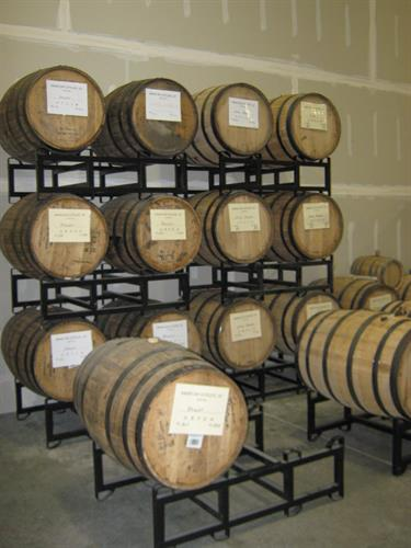 Barrel racks
