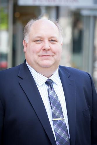 Mark Peerboom, VP Construction