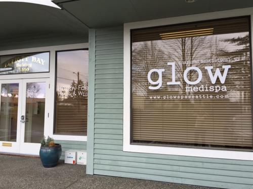 Glow Storefront
