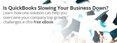 Is QuickBooks Slowing Your Business Down? Free eBook