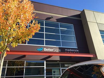 Better Signs | Graphics + Exhibits located in Burnaby BC
