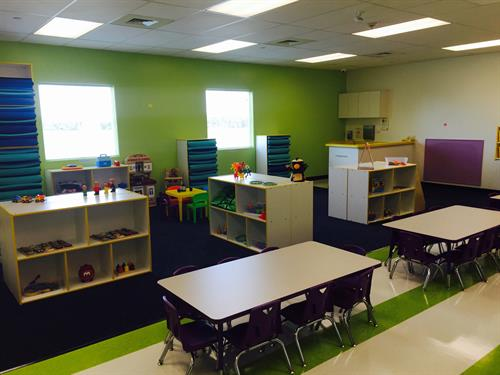 Preppers classroom (potty training)