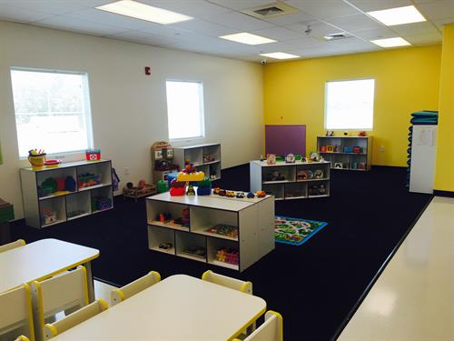 Twaddler classroom (2 year olds)
