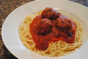 "Thursday Spaghetti Special ""ALL DAY""  All you can eat $8.99"