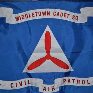 Middletown Cadet Squadron Flag