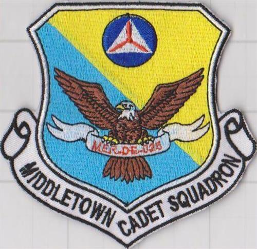 Middletown Cadet Squadron Patch